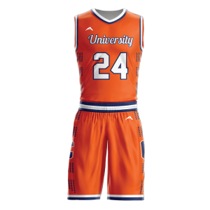 Image for Basketball Uniform Sublimated University