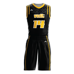 Image for Basketball Uniform Sublimated Volt