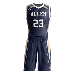 Image for Basketball Uniform Sublimated 508