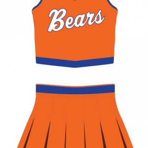 Image for Cheerleading Uniform Pro Bears