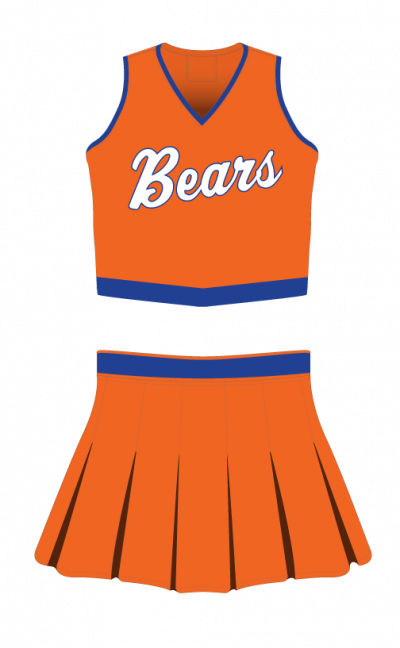 Cheerleading-Uniform-Sublimated-Bears