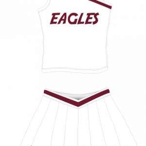 Image for Cheerleading Uniform Pro Eagles