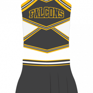 Image for Cheerleading Uniform Pro Falcons