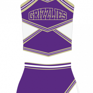 Image for Cheerleading Uniform Pro Grizzlies