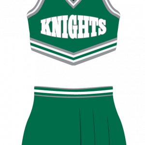 Image for Cheerleading Uniform Pro Knights