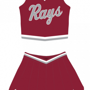 Image for Cheerleading Uniform Pro Rays