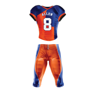 Image for Football Uniform Sublimated 507