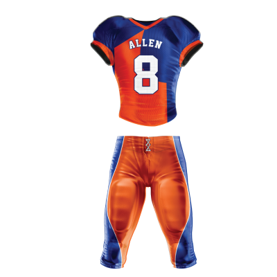 Custom Sublimated Football Uniform 507