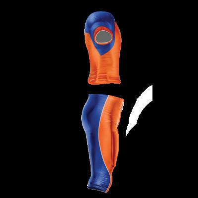 Custom Sublimated Football Uniform 507 side view