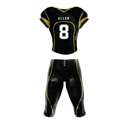 Custom Sublimated Football Uniform 508