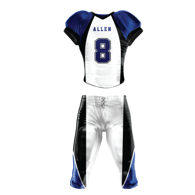 Custom Sublimated Football Uniform 509