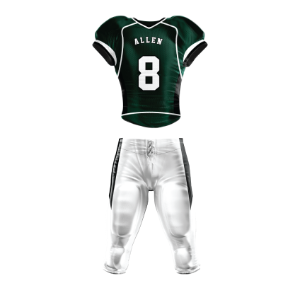 FOOTBALL UNIFORM SUBLIMATED 510
