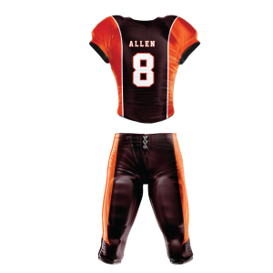 Image for Football Uniform Sublimated 511