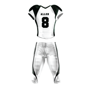 Image for Football Uniform Sublimated 512
