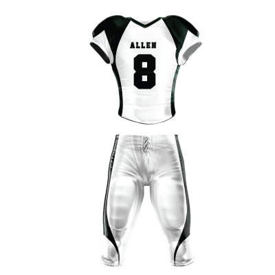 FOOTBALL UNIFORM SUBLIMATED 512