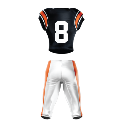 FOOTBALL UNIFORM PRO 213 BACK