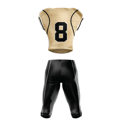 FOOTBALL UNIFORM PRO 218 BACK