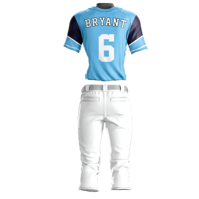 SOFTBALL UNIFORM PRO 225 BACK