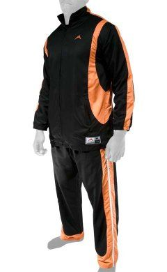 Image for Warm Up Jackets and Pants Pro 107
